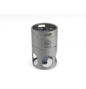 WW BrewKeg25™ Pressure Fermenter Uni Tank