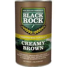 Black Rock Unhopped Creamy Brown 6 x 1.7kg