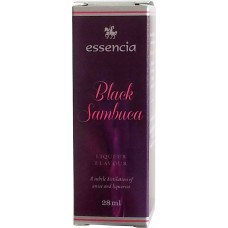 Essencia Black Sambuca 10 x 28ml