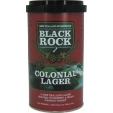 Black Rock Colonial Lager 6 x 1.7kg