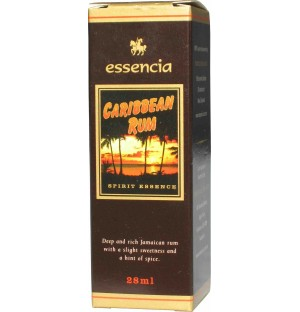 Essencia Caribbean Rum 10 x 28ml
