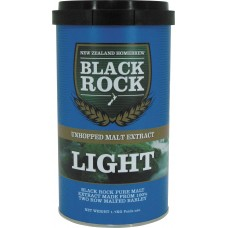 Black Rock Unhopped Light 6 x 1.7kg