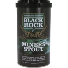 Black Rock Stout  6 x 1.7kg