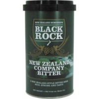 50% off Black Rock NZ Bitter 1 x 1.7kg  - BB 13/2/2021 - **Single Can**