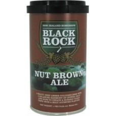 Black Rock Nut Brown Ale 6 x 1.7kg