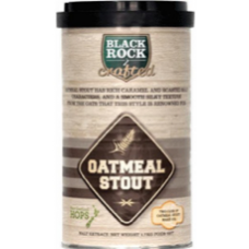 Black Rock Crafted Oatmeal Stout 6 x 1.7kg