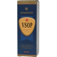 Essencia VSOP Brandy 10 x 28ml