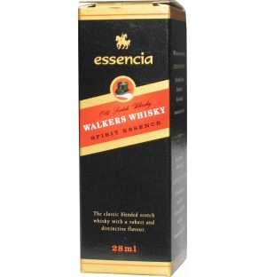 Essencia Walkers Whisky 10 x 28ml