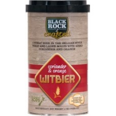 50% off Black Rock Crafted Witbier 6 x 1.7kg - BBD 27/3/2021